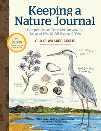 Keeping a Nature Journal, 3rd Edition - cover