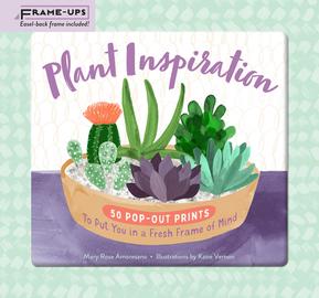 Plant Inspiration Frame-Ups - cover