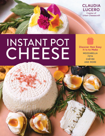 Instant Pot Cheese - cover