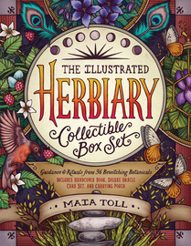 The Illustrated Herbiary Collectible Box Set - cover
