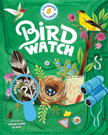 Backpack Explorer: Bird Watch - cover
