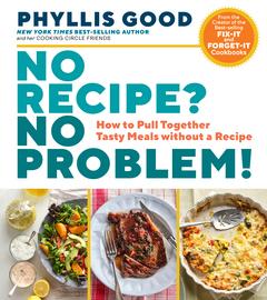 No Recipe? No Problem! - cover
