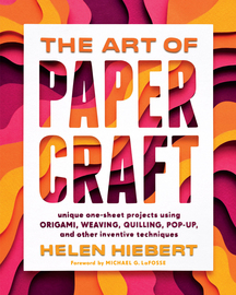 The Art of Papercraft - cover