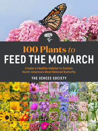 100 Plants to Feed the Monarch - cover