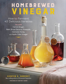 Homebrewed Vinegar - cover