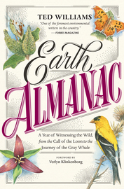 Earth Almanac - cover