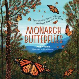 Monarch Butterflies - cover