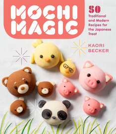 Mochi Magic - cover