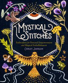 Mystical Stitches - cover