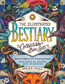 The Illustrated Bestiary Collectible Box Set - cover