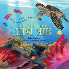 The World of Coral Reefs - cover