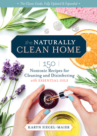 The Naturally Clean Home, 3rd Edition - cover