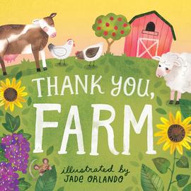 Thank You, Farm - cover