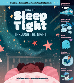 How to Sleep Tight through the Night - cover