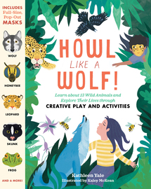 Howl like a Wolf! - cover