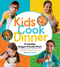 Kids Cook Dinner - cover