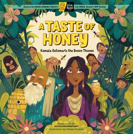 A Taste of Honey - cover