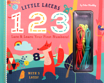Little Lacers: 123 - cover