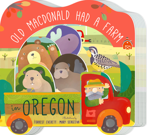 Old MacDonald Had a Farm in Oregon - cover