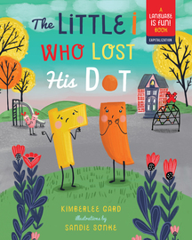 The Little i Who Lost His Dot - cover