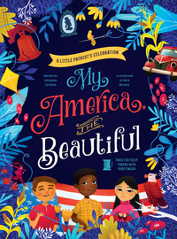 My America, The Beautiful - cover
