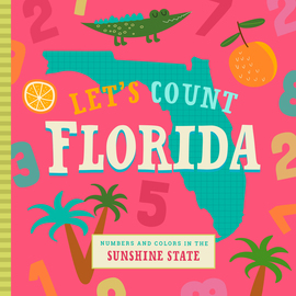 Let's Count Florida - cover