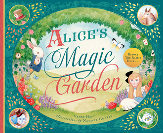 Alice's Magic Garden - cover
