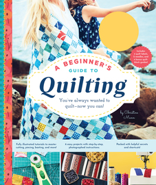 A Beginner's Guide to Quilting - cover