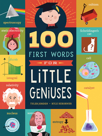 100 First Words for Little Geniuses - cover