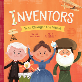 Inventors Who Changed the World - cover