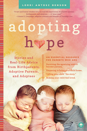 Adopting Hope - cover