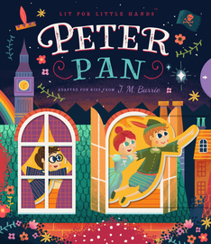 Lit for Little Hands: Peter Pan - cover
