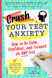 Crush Your Test Anxiety - cover