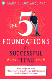 The 5 Foundations of Successful Teens - cover