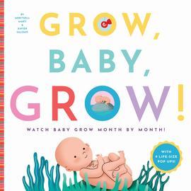 Grow, Baby, Grow! - cover
