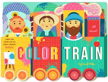 Color Train - cover
