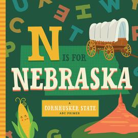 N is for Nebraska - cover