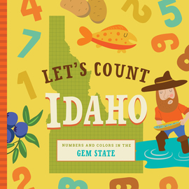 Let's Count Idaho - cover