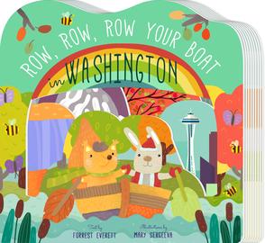 Row, Row, Row Your Boat in Washington - cover