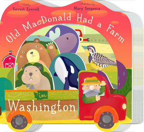 Old MacDonald Had a Farm in Washington - cover