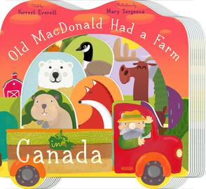 Old MacDonald Had a Farm in Canada - cover
