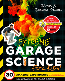Extreme Garage Science for Kids! - cover