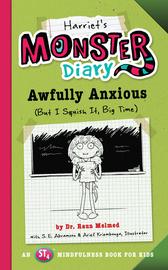 Harriet's Monster Diary - cover