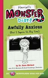 Harriet's Monster Diary - cover