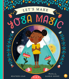 Let's Make Yoga Magic - cover