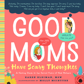 Good Moms Have Scary Thoughts - cover