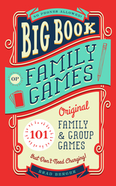Big Book of Family Games - cover
