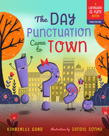 The Day Punctuation Came to Town - cover