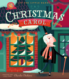 Lit for Little Hands: A Christmas Carol - cover