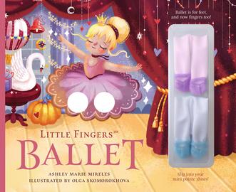 Little Fingers Ballet - cover